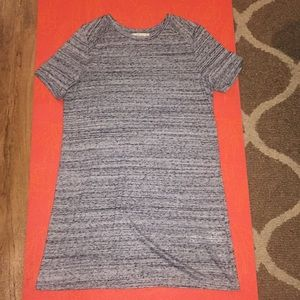 Abercrombie and Fitch Tee Dress size small
